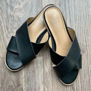 FRANCO SARTO Leather Sandal
